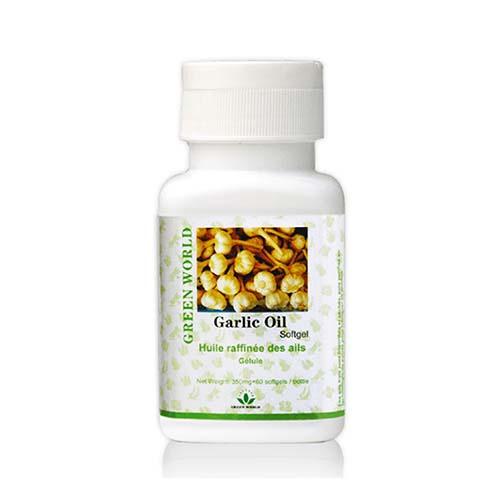 Greenworld Garlic Oil Capsule