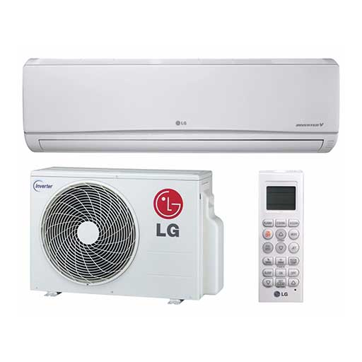 Lg 1 5hp Inverter Split Unit R410 Gas Air Conditioner